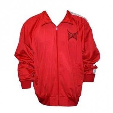 Tapout® Track Jacket Red pulover-0