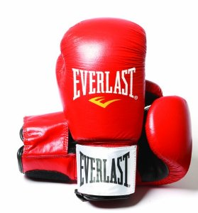 Everlast Fighter Red rokavice -0