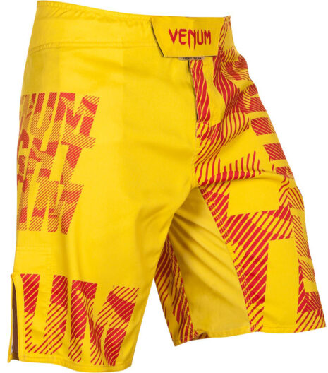 Venum Speed Camo Urban Fight hlačke Acid Yellow-0
