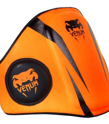 Venum Elite trenerski pas fokuser Neo Orange-0