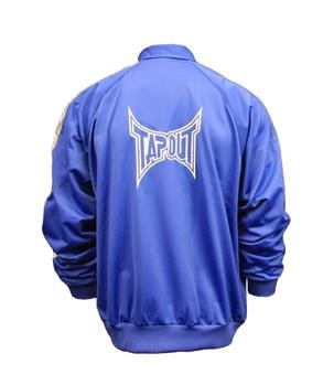 Tapout® Track Jacket Blue pulover-445