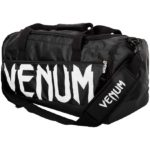 Venum Sparring torba Black/White-0